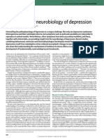 Krishnan, V. & Nestler, EJ. the Molecular Neurobiology of Depression. Nature. 2008-455,16, Pp 894-902