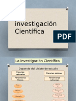 2.- La Investigación Científica