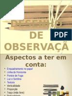 Desenho de observação