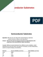 Silicon Substrates