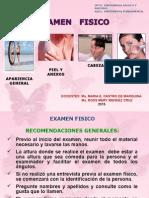 Ex Fis.Ap Gen,piel anex, Cabza y cara 2015.ppt
