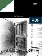 Álgebra Linear 1 - Módulos 1 e 2