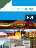 Hoteles Gran Turismo df