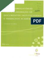 Norma Elaboracao Documentos