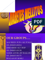 Diabetes Mellitus c