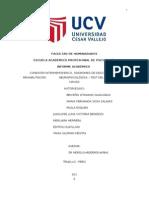 Conexión Interhemisferica, Sindromes de Desconexión y Rehabilitación Neuropsicológica