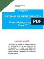 17. Sistemas de Refrigeración
