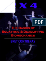 Biomechanics of the Squat and Deadlift