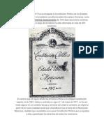 Constitucion 1917