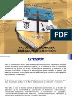 Extension Economia Postgrado