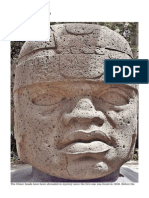 Olmec Giant Heads