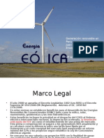 3. Generacion Renovable en El Peru - Juan Coronado