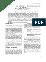 Pak J Physiol 2006; 2(2)