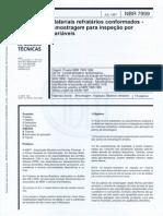 NBR-7999 - Refratários