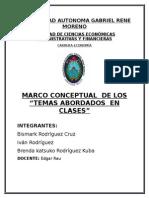 Grupo 1- Marco Conceptual de Los _temas Abordados en Clases