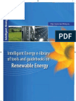 Intelligent Energy e-library of tools and guidebooks on Renewable Energy