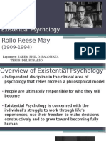 Existential Psychology Report