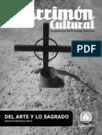 Proa, Sergio Espinosa, Del Arte y Lo Sagrado