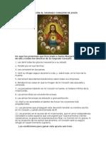 Devoción Al Sagrado Corazon de Jesús