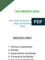 Leis de Mendel