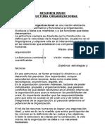 Administración y Desarrollo de los Recursos Humanos