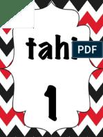maori numbers 1-10