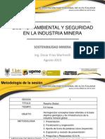 Sostenibilidad Minera