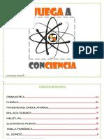 Crucigramas de Ciencias Fis y Quim