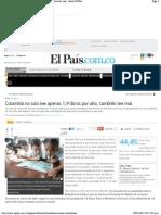 Colombia No Solo Lee Apenas 1,9 Libros Por Año, También Lee Mal