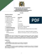 Efafologia Plan 2003, Prof. Enoc Jara, Sem. 2014-2