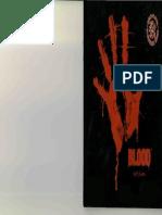 Manual de Juego Blood