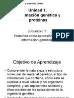 SU1. Proteínas 2015