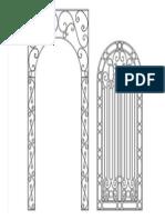 Plano Puerta