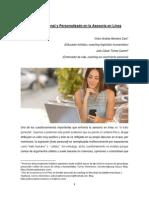 El Trato Personal y Personalizado en La Asesoría en Línea (Versión Final)