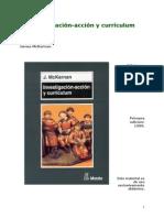 J MCKERNAN. Investigación Acción y Currículum. Capitulo 6