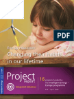 Energy education - Changing their habits in our lifetime