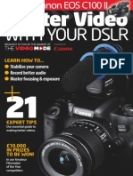 Amateur Photographer - Master Video With Your DSLR