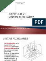 Vistas Auxiliares, Cortes y Secciones