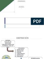 11 Clase Vigilancia Epidemiologica 2015 Def
