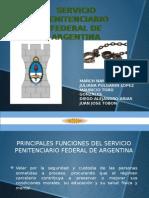 sistema penitenciario Argentina