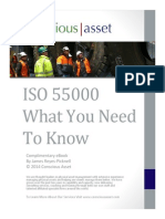 ISO 55000 - What You Need to Know