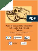 00_Presentación de Las I Jornadas Problemas y Abordajes de La Historia Antigua.