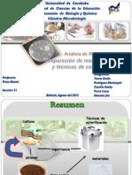 Diapo de Analisis de Microbiologia