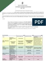Plan de Mejora y Desarrollo Institucional 2013 2015 (1)