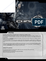 Manual de Juego Chrome.