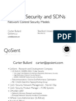 Network Security and SDNs1