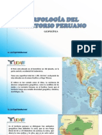 Morfología Del Territorio Peruano