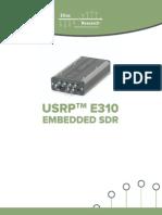 USRP E310 Product Sheet