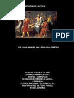 1. Historia de La Etica