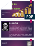 FILOSOFOS DE LA ADMINISTRACION